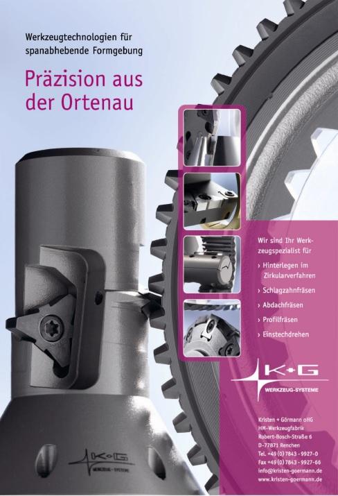 K+G Werkzeug-Systeme