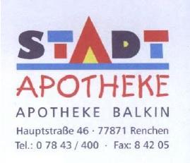 Apotheke Balkin