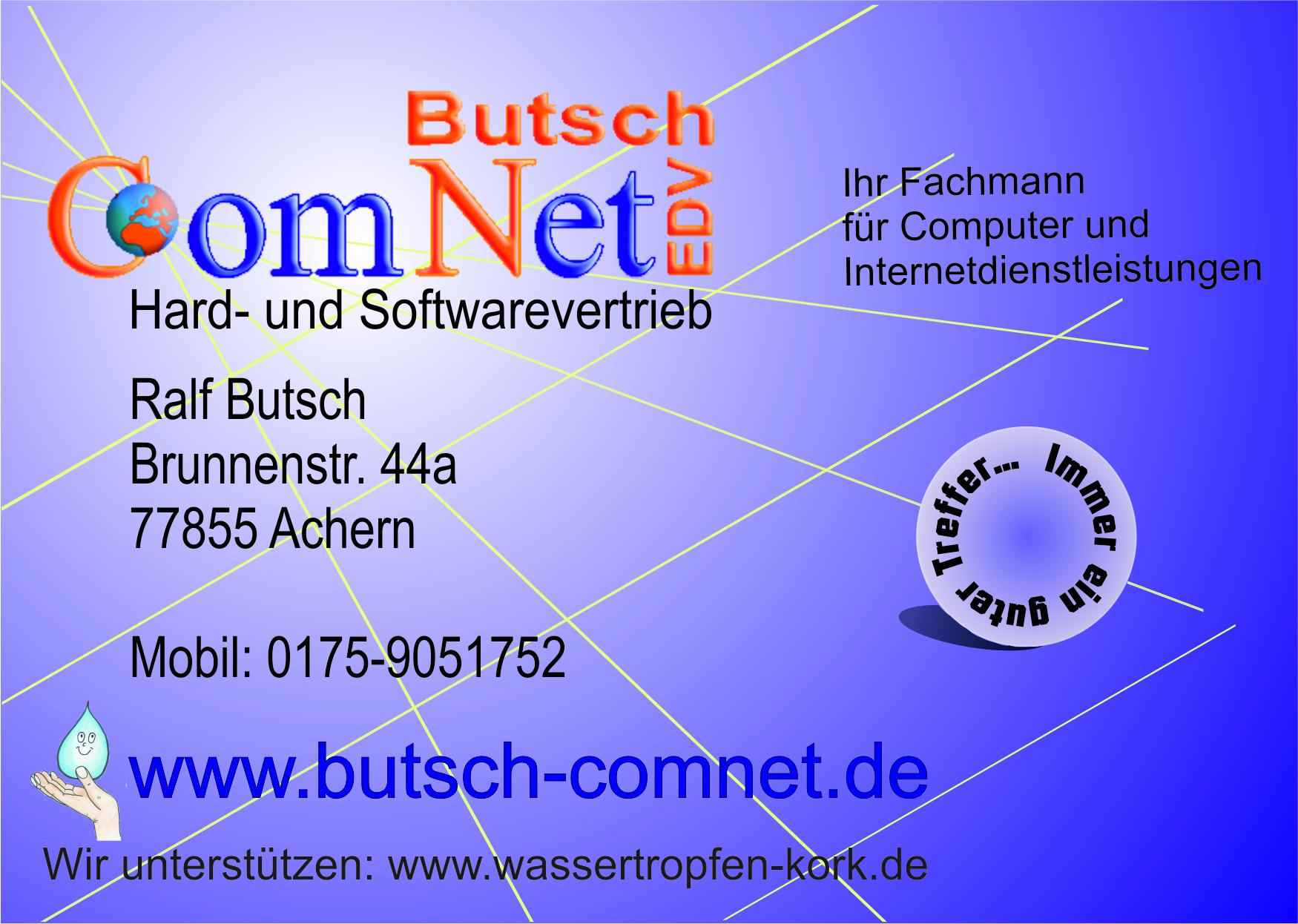Butsch ComNet EDV