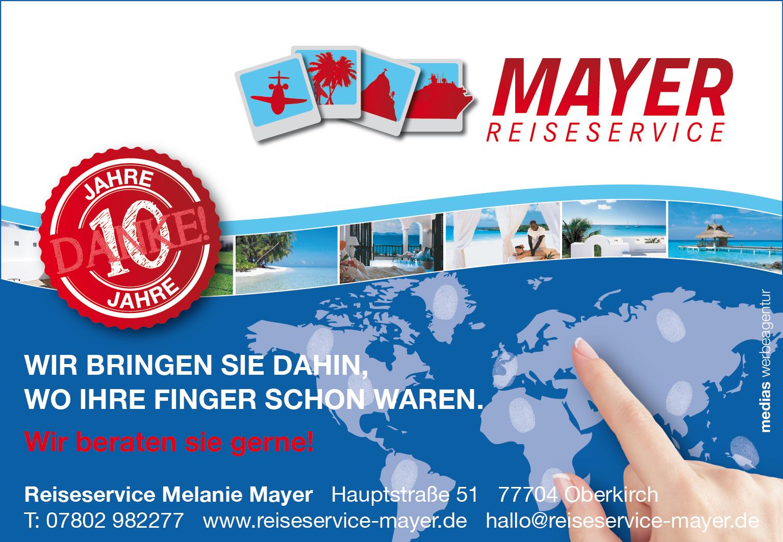 Mayer Reiseservice